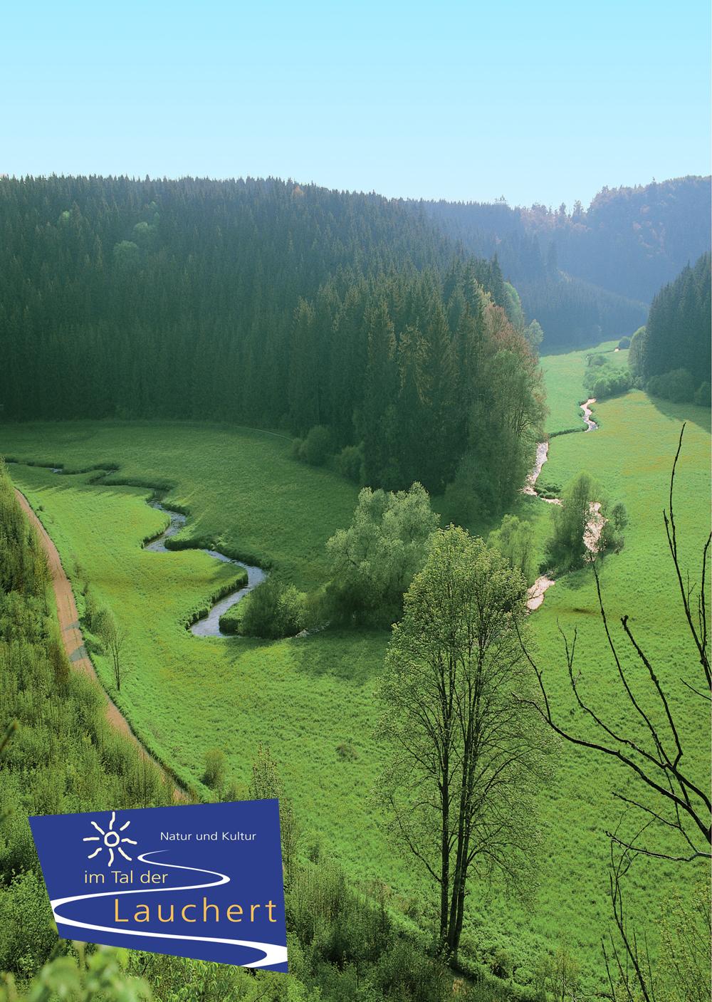 Natur und Kultur im Tal der Lauchert